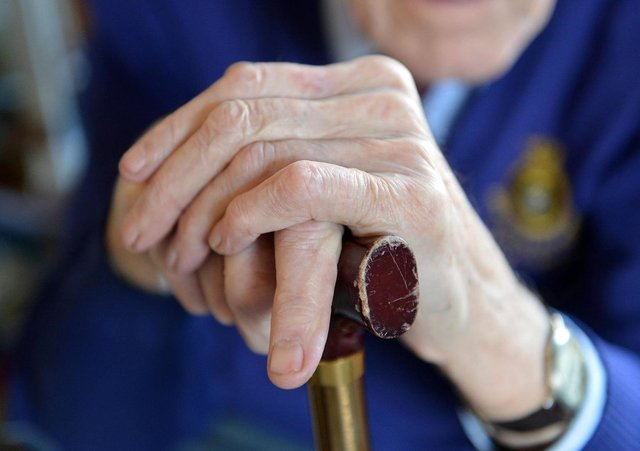 Covid vaccines could be mandatory for all care home staff, it is reported.
