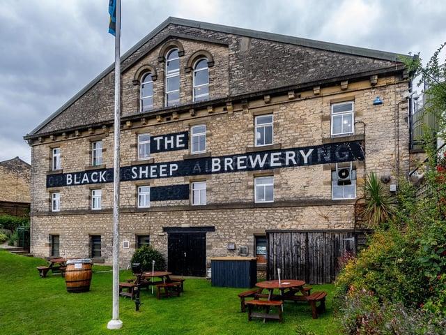 Black Sheep brewery in Masham, North Yorkshire