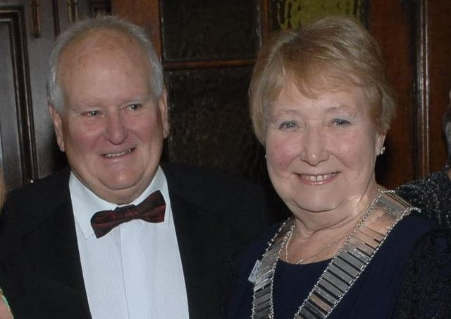 Gary and Pat Plevey