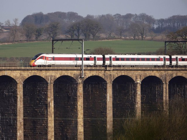 LNER trains from Yorkshire to London are sold out.