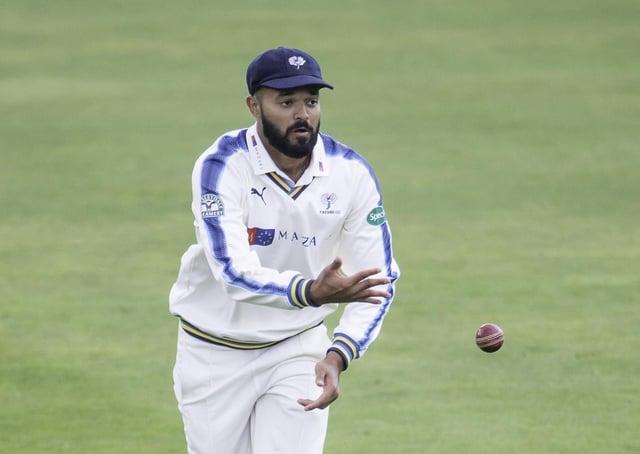 Former Yorkshire CCC cricketer, Azeem Rafiq. Picture by Allan McKenzie/SWpix.com