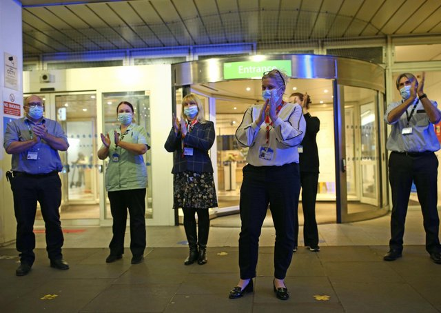 Is the NHS at risk of taking volunteers for granted?