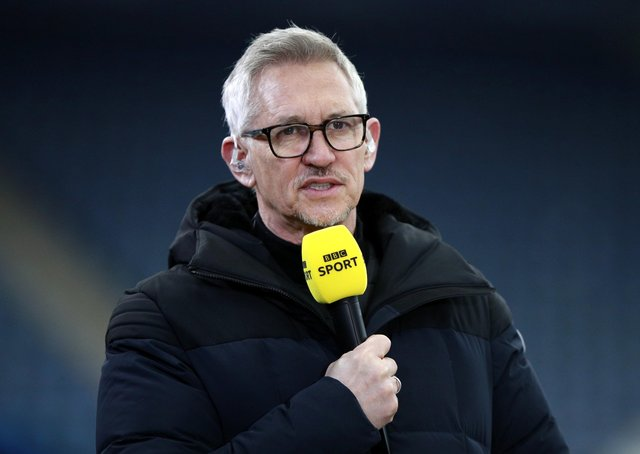 Gary Lineker is leading the BBc's coverage of Euro 2020 matches.