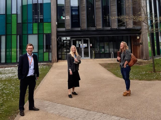 The communications agency Camargue has expanded its UK presence with the opening of a new office in York.