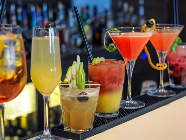 When you see the free bar, we see the three-day hangover.