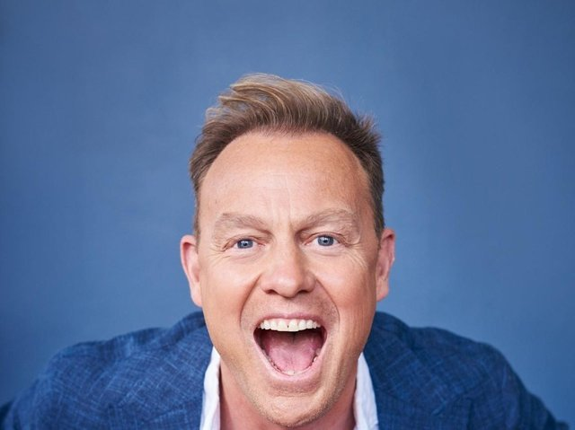 Jason Donovan has a busy few months lines up. (Picture credit: Steve Schofield).