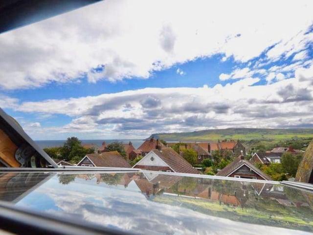 The view from the hidden gem, Flamborough