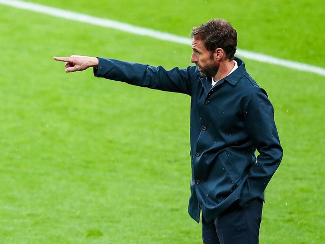 MANAGER: Gareth Southgate. Picture: Getty Images.