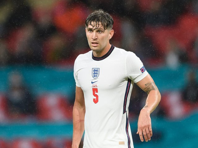 WOODWORK: Barnsley-born England international John Stone struck the post in Friday's 0-0 draw with Scotland. Picture: Getty Images.