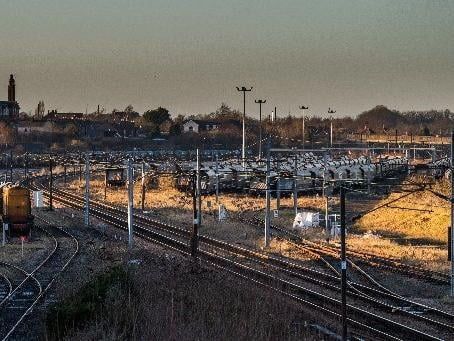 A major brownfield site in York which is set to become a major development. Pic: James Hardisty