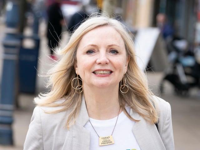 West Yorkshire mayor Tracy Brabin