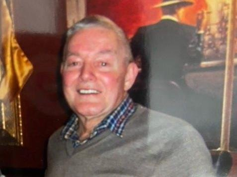 Roger Gray is missing from his home in Loxley Close, York.