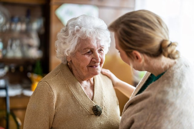 The status of the Government's social care reforms remains unclear.