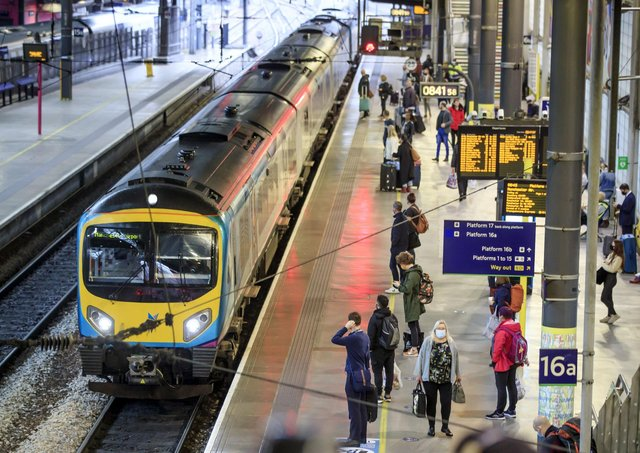 The future of rail services in Leeds is again in the spotlight.