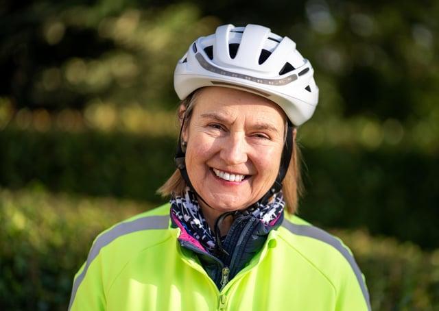 Susan dunigan took part in a diabetic trial 20 years ago. Picture © Orbit Media Ltd