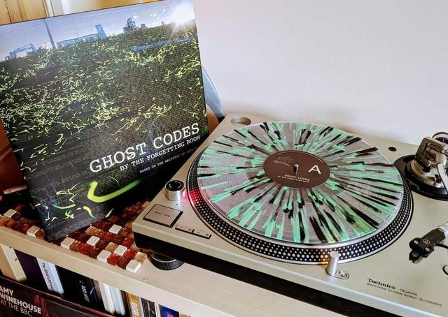 Ghost Codes by The Forgetting Room is out now.