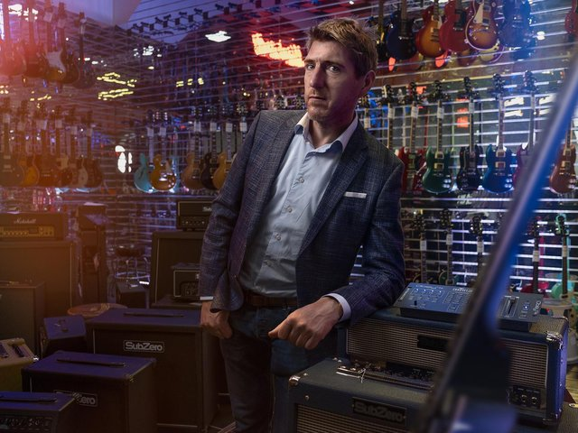 Andrew Wass, CEO of Gear4Music, says the number of potential customers in its market significantly increased.