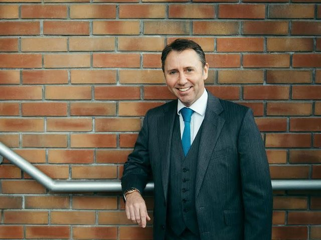 Morses Club CEO Paul Smith