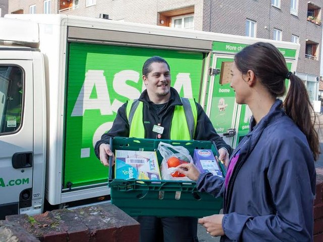 Asda's market share grew from 13.9 per cent in 2020 to 14.1 per cent