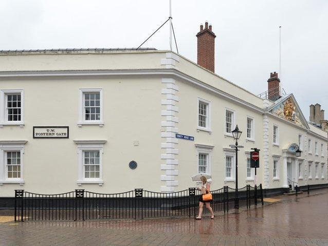 Trinity House, a guild and seafarers' charity in Hull, retains its historic links with Trinity House Academy