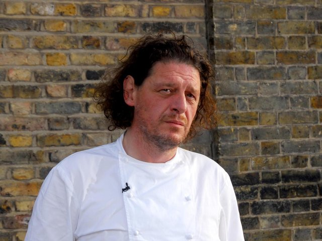 Marco Pierre White is one of Britain's most successful chefs. Picture: PA