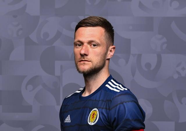 Liam Cooper of Scotland - we belong. (Picture: Aitor Alcalde - UEFA/UEFA via Getty Images)