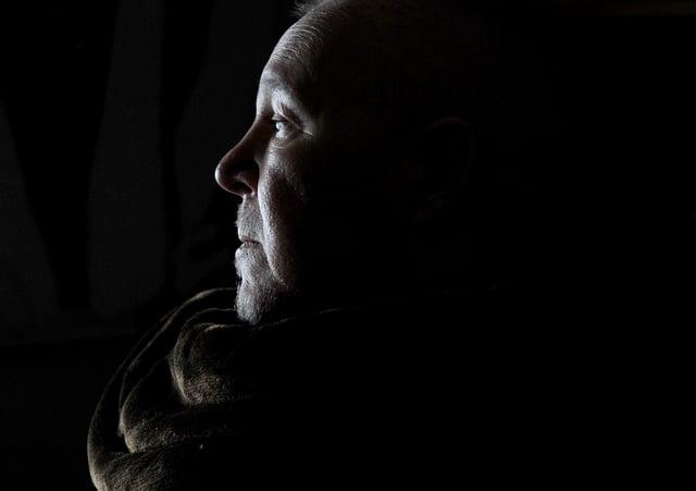 Paul Lamb. Picture by Simon Hulme