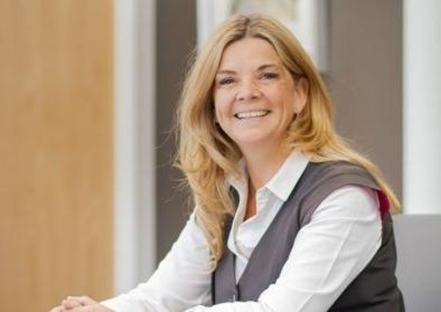 Gill Marchbank, chief executive of ResQ in Hull.