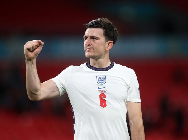 FIT AGAIN: Sheffield-born Harry Maguire cruised through his first football since May 9