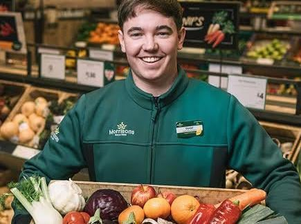 Morrisons has about 500 stores and 118,000 staff, making it one of the country's biggest private sector employers