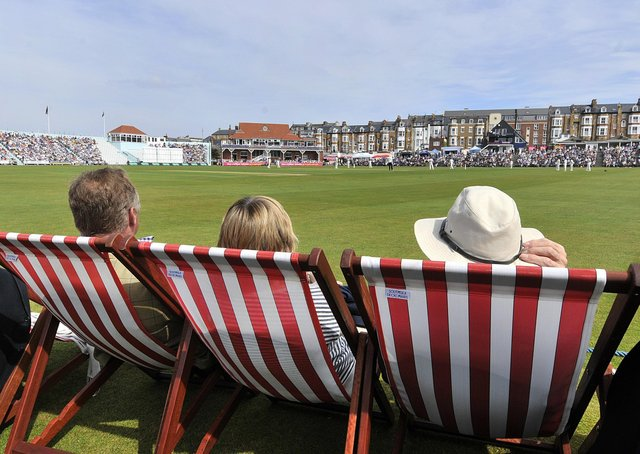 Scarborough's hosting of Yorkshire v Lancashire will have to be moved (Picture: Richard Ponter)