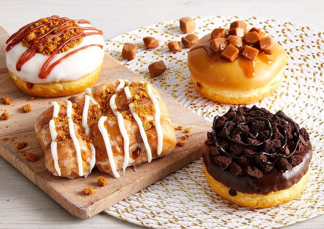 Tim Hortons has opened its first Yorkshire restaurant in Sheffield.