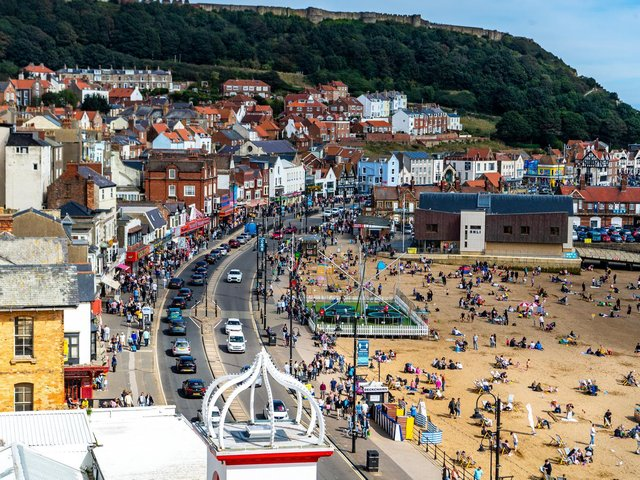 Scarborough is one of Yorkshire's most popular spots for a UK break.