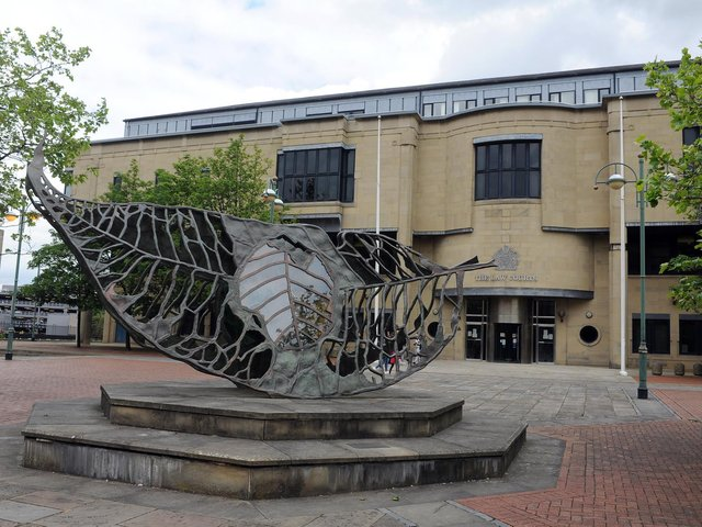 The two men were sentenced at Bradford Crown Court