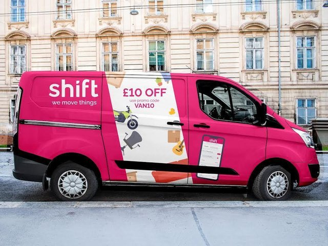 Shift said its technology boosts delivery drivers by enhancing their earning capacity