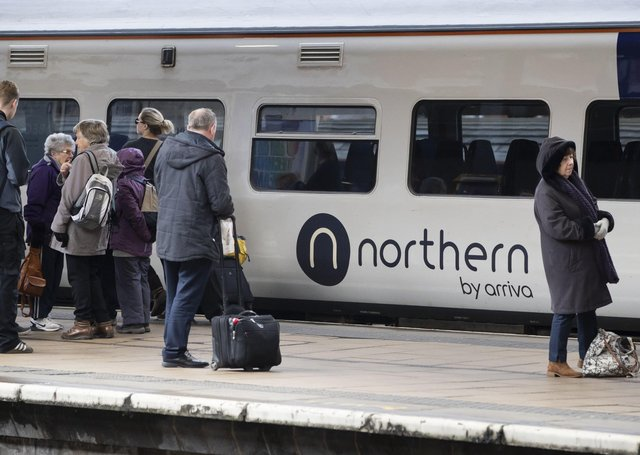 The region's rail services, and future investment, are again in the spotlight.