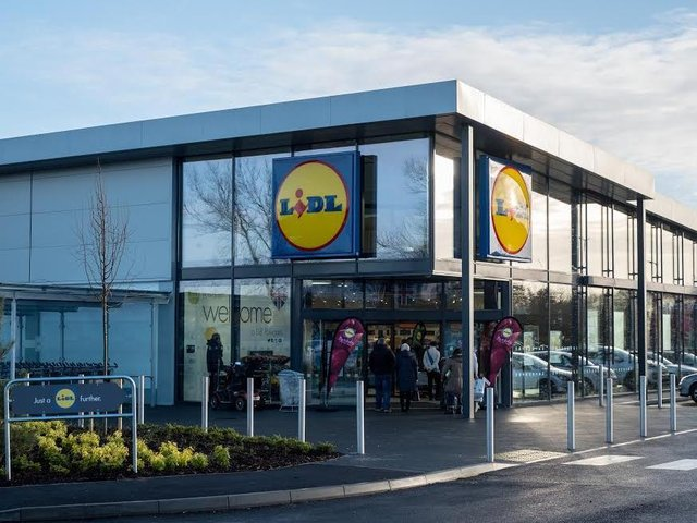The new stores will take part in Lidl's food redistribution programme, Feed It Back, which donates surplus food to local communities