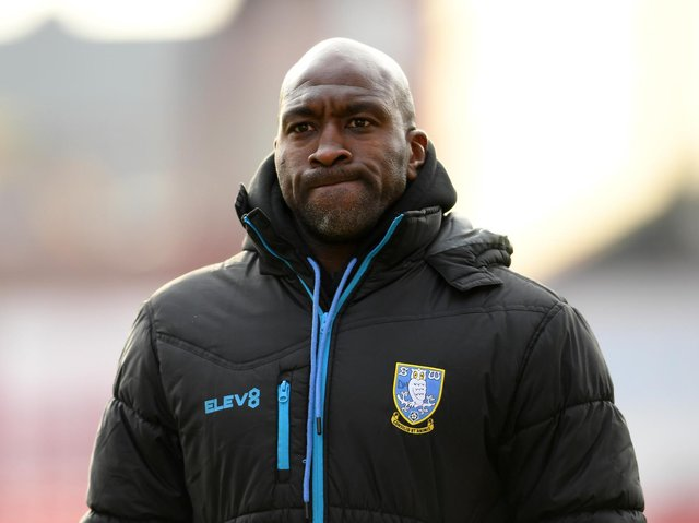 POTENTIAL CANDIDATE: Darren Moore. Picture: Getty Images.
