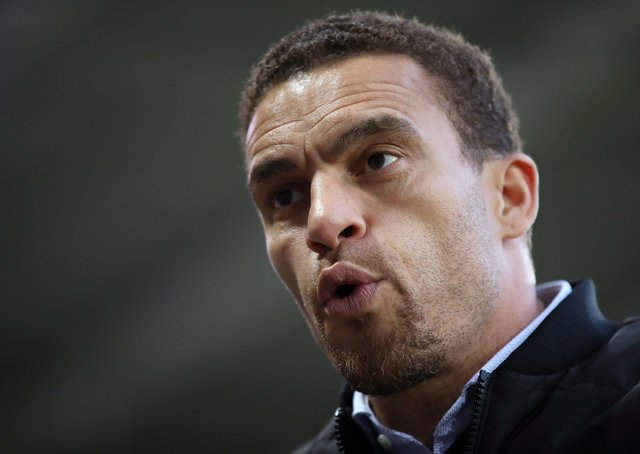 Barnsley outgoing boss Valerien Ismael. Picture: PA