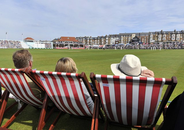 Scarborough have lost this summer's Roses game. Picture: Richard Ponter