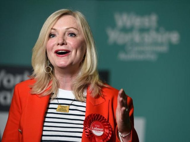 """West Yorkshire Mayor Tracy Brabin said plans to privatise Channel 4 have """"rightly sparked much concern within the creative industry"""""""