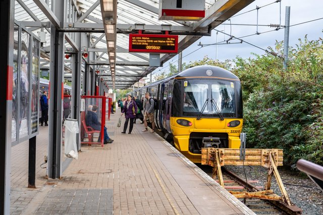 Should Bradford become the headquarters for Great British Railways when it is launched in 2023 and ensure the delivery of Northern Powerhouse Rail?
