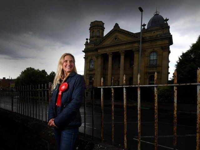 Kim Leadbeater, Labour's candidate for the Batley and Spen by-election, has faced street abuse on the campaign trail