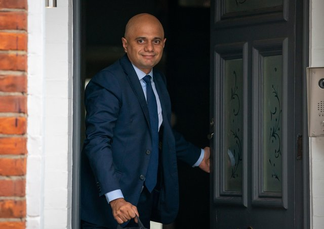 Sajid Javid is the new Health and Social Care Secretary, in succession to the now departed and disgraced Matt Hancock.