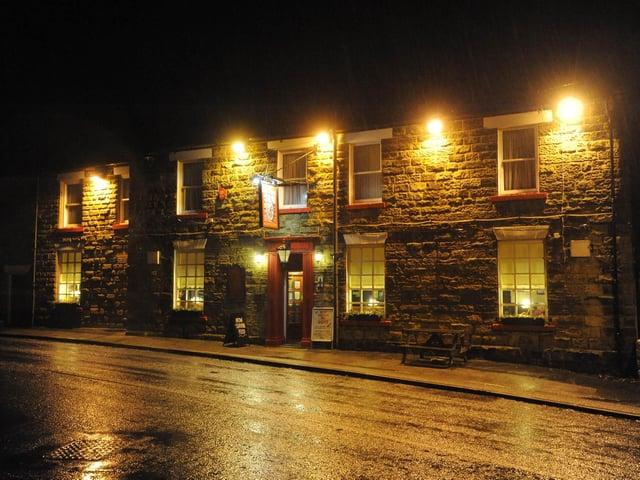 The Oak Wheel pub, Burniston