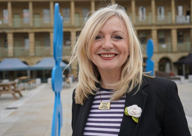 Tracy Brabin is the mayor of West Yorkshire.