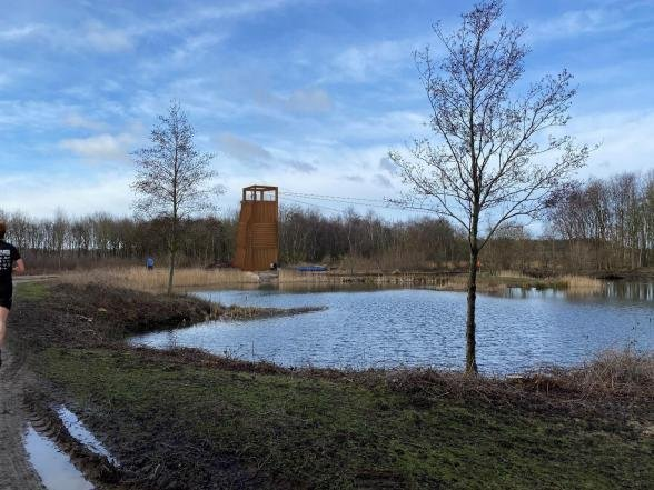 North Yorkshire Water Park wants to install two zip wires
