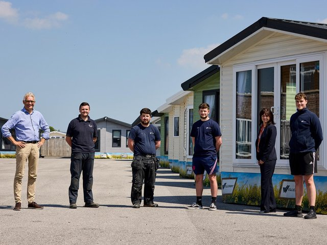 Willerby is taking on more staff.