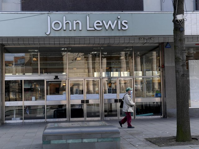 The John Lewis store in Sheffield will not reopen, the retailer has confirmed.