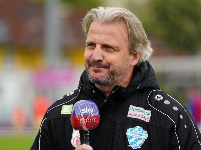 TARGET: Barnsley want Markus Schopp as their next coach